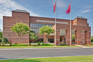 Exterior view - Holiday Inn University Memphis