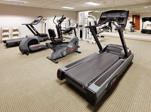 Fitness/ Exercise Room - Holiday Inn University Memphis