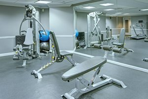 Fitness/ Exercise Room - Wyndham Vacation Resorts Old Town Alexandria