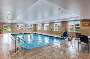 Pool - Candlewood Suites Brighton