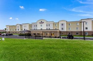 Exterior view - Candlewood Suites Brighton
