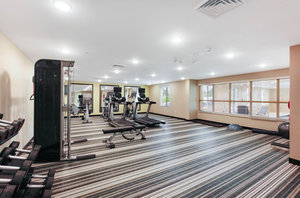 Fitness/ Exercise Room - Candlewood Suites Brighton