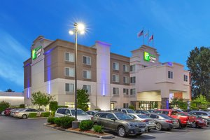 Exterior view - Holiday Inn Express Hotel & Suites Tacoma