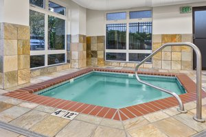Pool - Holiday Inn Express Hotel & Suites Tacoma