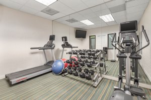 Fitness/ Exercise Room - Holiday Inn Express Hotel & Suites Tacoma