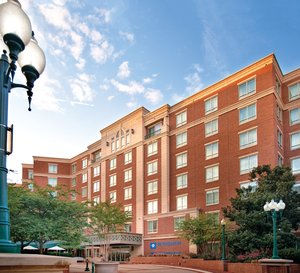 Exterior view - Wyndham Vacation Resorts Old Town Alexandria