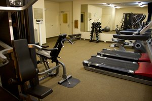 Fitness/ Exercise Room - Candlewood Suites Champaign
