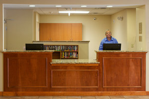 Lobby - Candlewood Suites Champaign