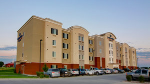 Exterior view - Candlewood Suites Southern Hills Drive Sioux City