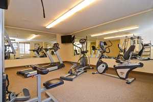 Fitness/ Exercise Room - Candlewood Suites Chambersburg