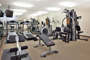 Fitness/ Exercise Room - Candlewood Suites New Iberia