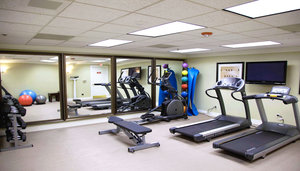 Fitness/ Exercise Room - Staybridge Suites Hotel Chatsworth