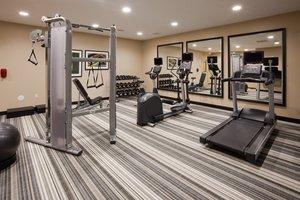 Fitness/ Exercise Room - Candlewood Suites Bemidji
