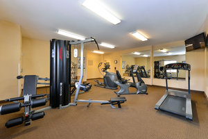 Fitness/ Exercise Room - Candlewood Suites Horseheads