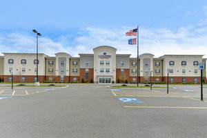 Exterior view - Candlewood Suites Horseheads