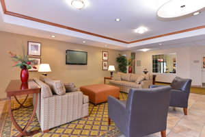 Lobby - Candlewood Suites Horseheads