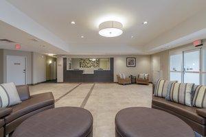 Lobby - Candlewood Suites Mishawaka