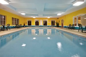Pool - Holiday Inn Express Hotel & Suites Thomasville