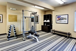 Fitness/ Exercise Room - Candlewood Suites Manhattan