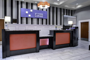 Lobby - Holiday Inn Express Hotel & Suites Pittsburgh