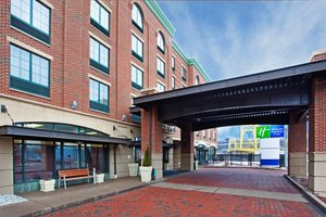 Exterior view - Holiday Inn Express Hotel & Suites Pittsburgh