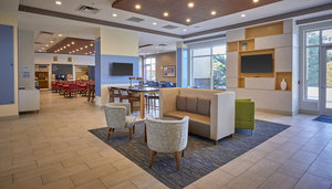 Lobby - Holiday Inn Express Kruse Way Springfield