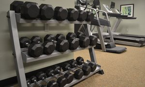 Fitness/ Exercise Room - Staybridge Suites Downtown Peoria