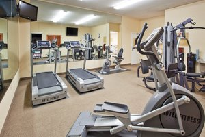 Fitness/ Exercise Room - Candlewood Suites Fort Benning Columbus