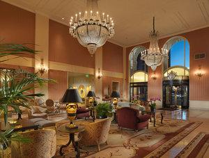 Lobby - Mark Hopkins InterContinental Hotel San Francisco