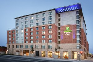 Exterior view - Holiday Inn Express Hotel & Suites Downtown Ottawa