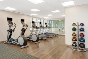Fitness/ Exercise Room - Holiday Inn Express Hotel & Suites Downtown Ottawa