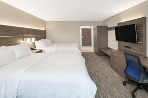 Room - Holiday Inn Express Hotel & Suites Downtown Ottawa
