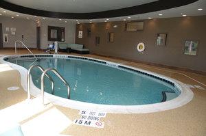 Pool - Holiday Inn Express Northeast Cheektowaga
