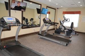 Fitness/ Exercise Room - Holiday Inn Express Northeast Cheektowaga