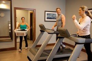 Fitness/ Exercise Room - Staybridge Suites Denton