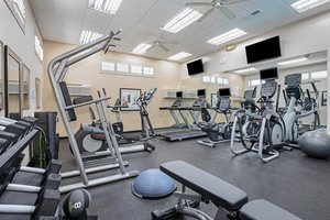 Fitness/ Exercise Room - Holiday Inn LAX Airport Los Angeles