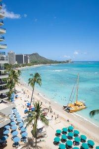 Exterior view - Outrigger Hotel Waikiki Honolulu