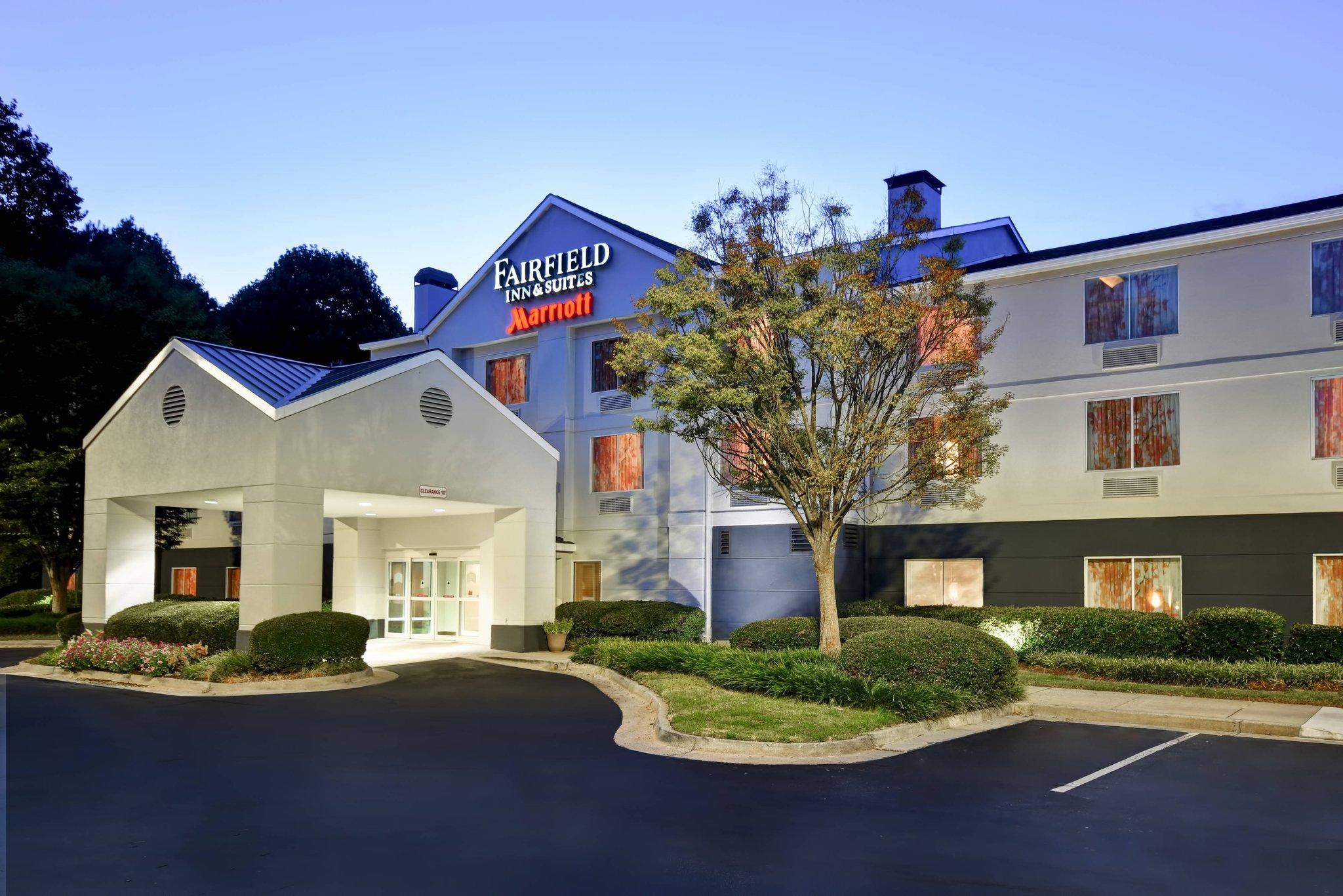 Fairfield Inn and Suites by Marriott Atlanta Kennesaw