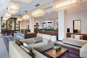Lobby - Element Hotel Seaport Boston