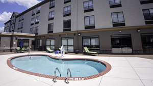 Pool - Holiday Inn Express Hotel & Suites Concord