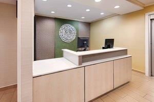 Lobby - Fairfield Inn by Marriott Central Austin
