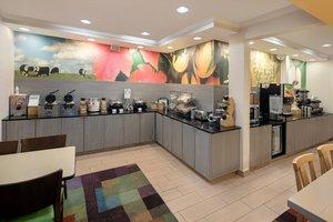 Restaurant - Fairfield Inn by Marriott Central Austin