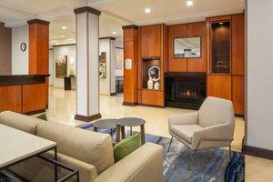 Lobby - Fairfield Inn & Suites by Marriott Kingsburg