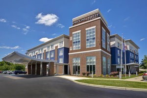 Exterior view - SpringHill Suites by Marriott Airport Plainfield