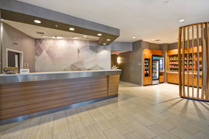 Lobby - SpringHill Suites by Marriott Airport Plainfield