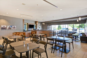 Restaurant - SpringHill Suites by Marriott Airport Plainfield