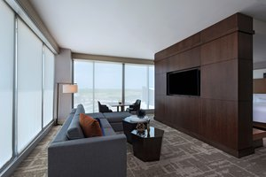 Suite - Westin Hotel Convention Center Irving