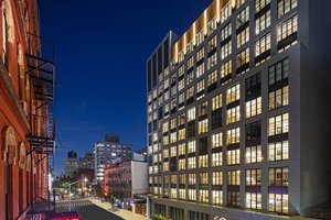 Exterior view - Moxy Hotel by Marriott East Village New York