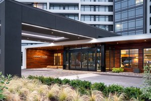 Exterior view - Courtyard by Marriott Hotel Lake Union Seattle