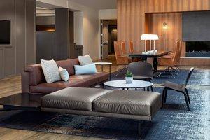 Lobby - Courtyard by Marriott Hotel Lake Union Seattle